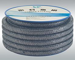 -TS 306高碳纤维四角增强石墨盘根-